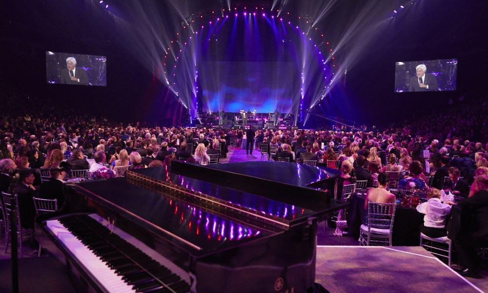 EcoLux☆Lifestyle: David Foster Gala Raises $10.2M