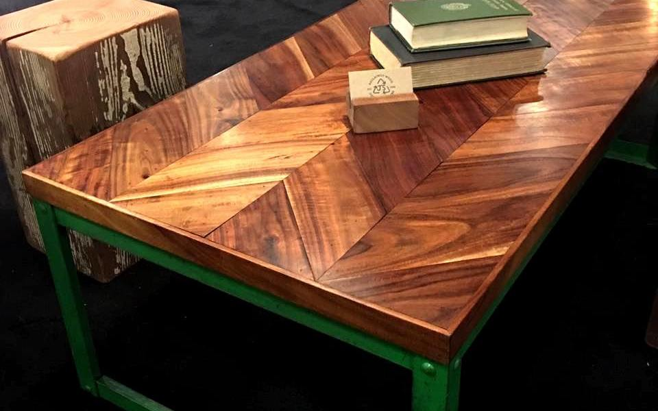 EcoLux☆Lifestyle: Wood: Reclaim Nature's Bounty