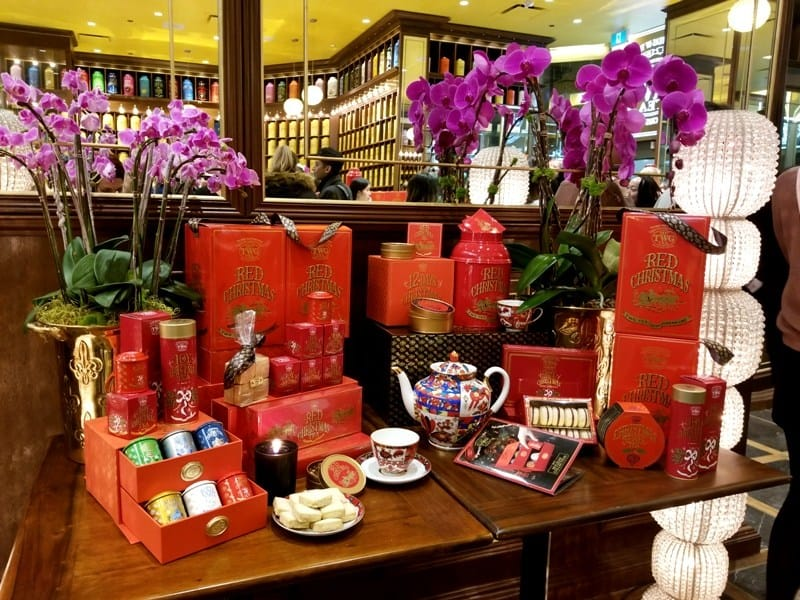 EcoLux☆Lifestyle: TWG Tea Launches Holiday Giving Season Set