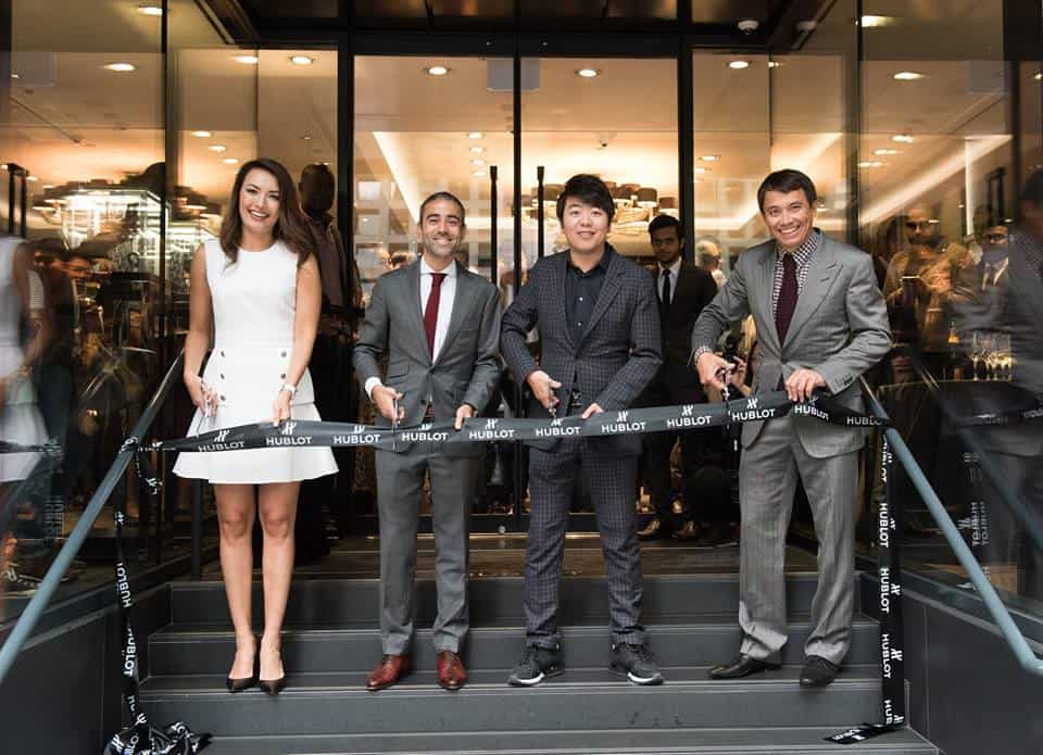 EcoLux☆Lifestyle: Hublot Launches with Superstar Pianist Lang Lang