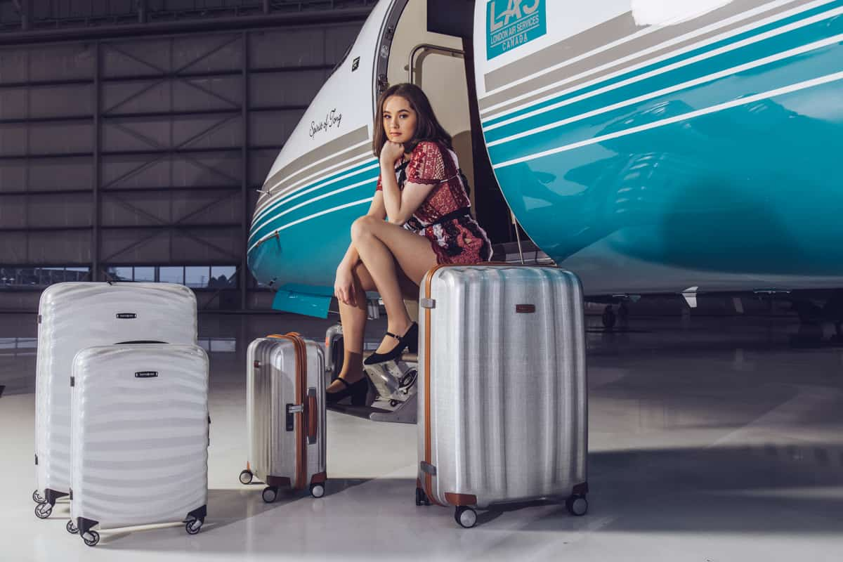 EcoLux☆Lifestyle: Travel the World with Forero's Luggage