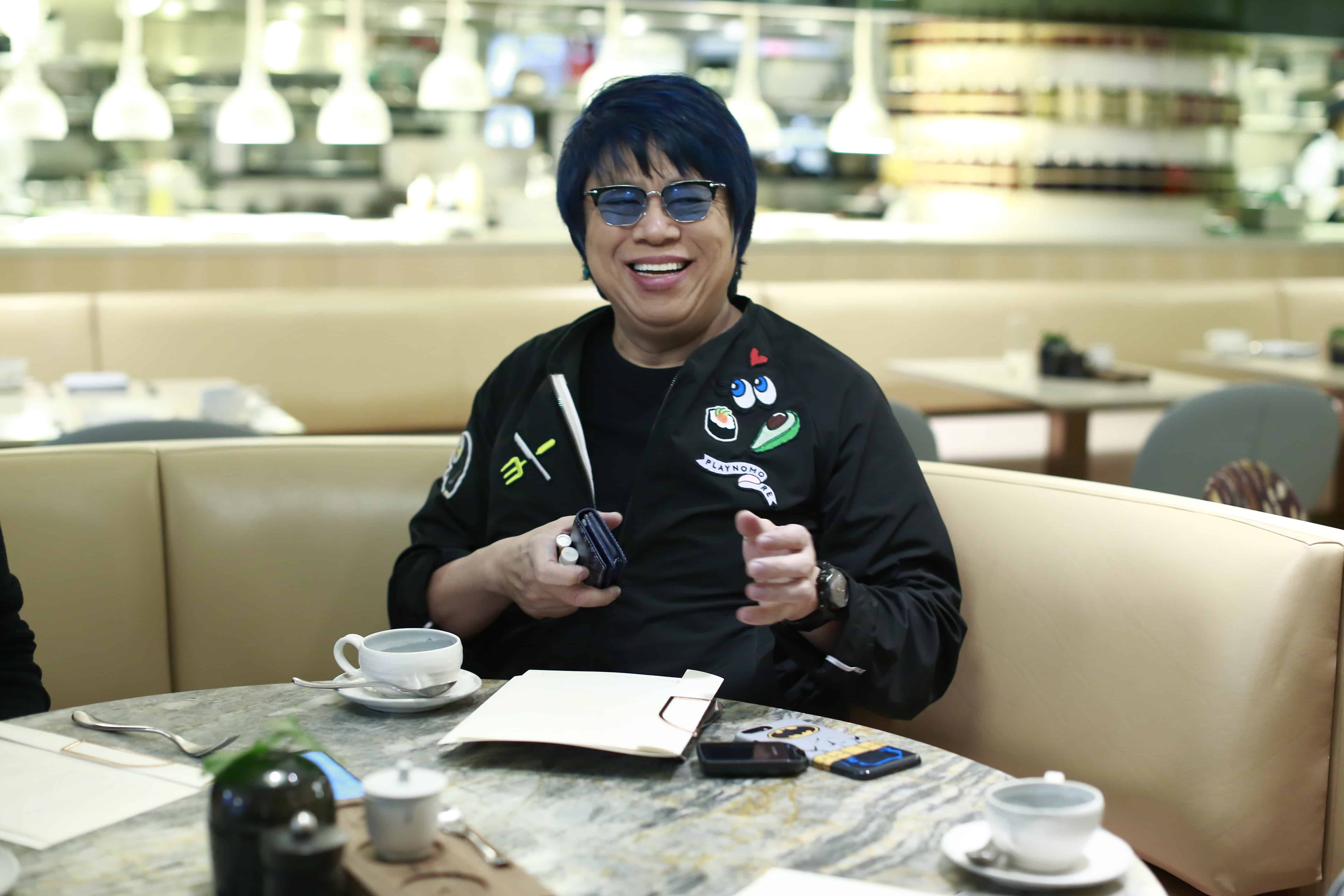 EcoLux☆Lifestyle: Chef Alvin Leung Talks Diabetes