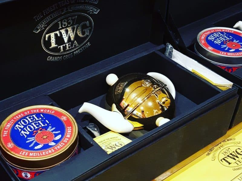 EcoLux☆Lifestyle: TWG Tea Launches in Luxury Zone