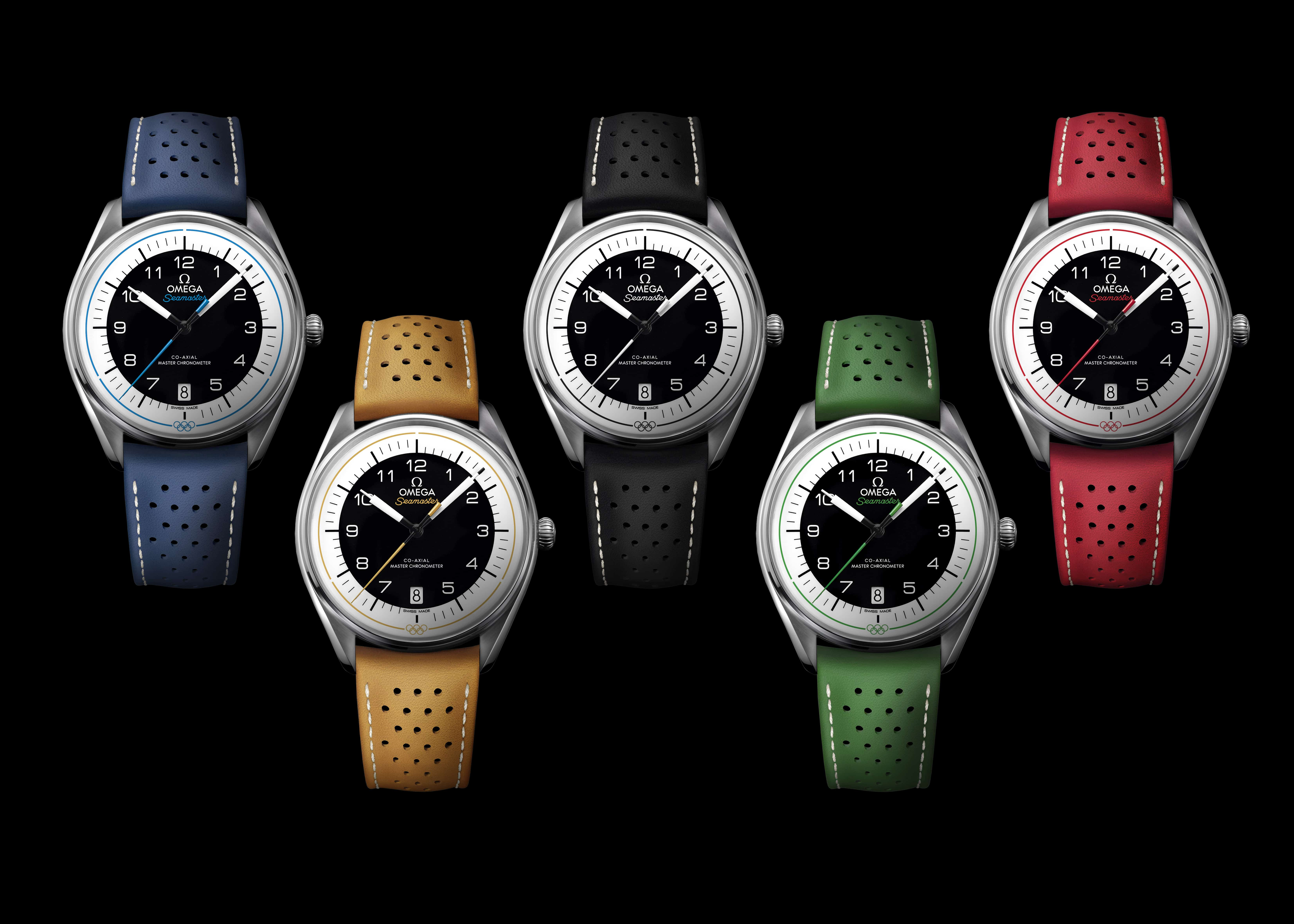EcoLux☆Lifestyle: Omega: Official Timekeeper of the Olympic Games
