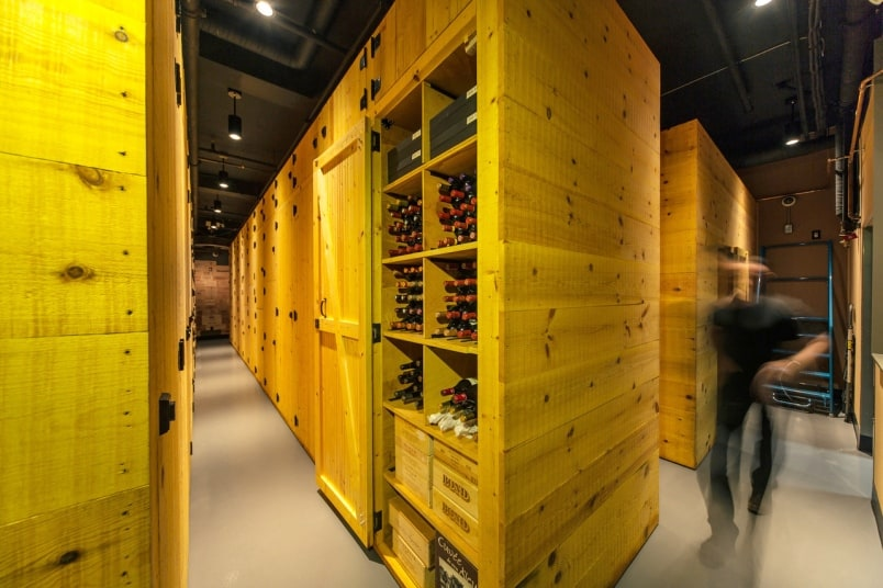 EcoLux☆Lifestyle: Store Your Prized Vintages at 13C