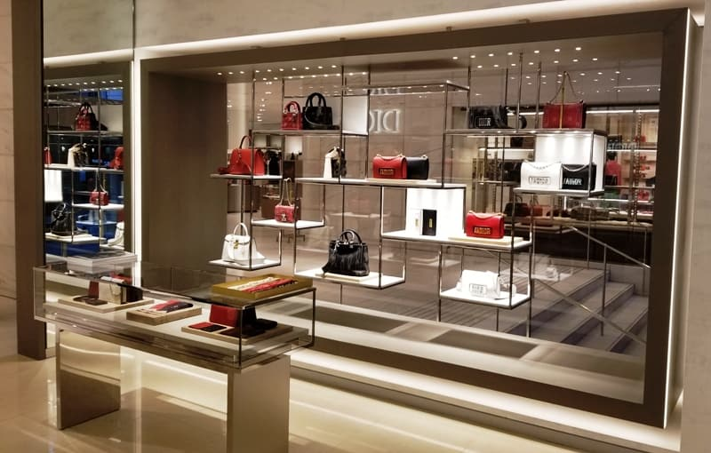 EcoLux☆Lifestyle: 'Lady Dior' Nestles in at New Holt Renfrew Home [PHOTOS]