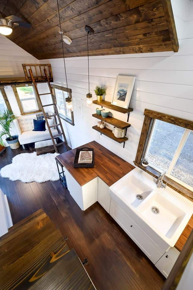 EcoLux☆Lifestyle: 'Tiny Home Village' Tempts with Pint-Sized Personalization