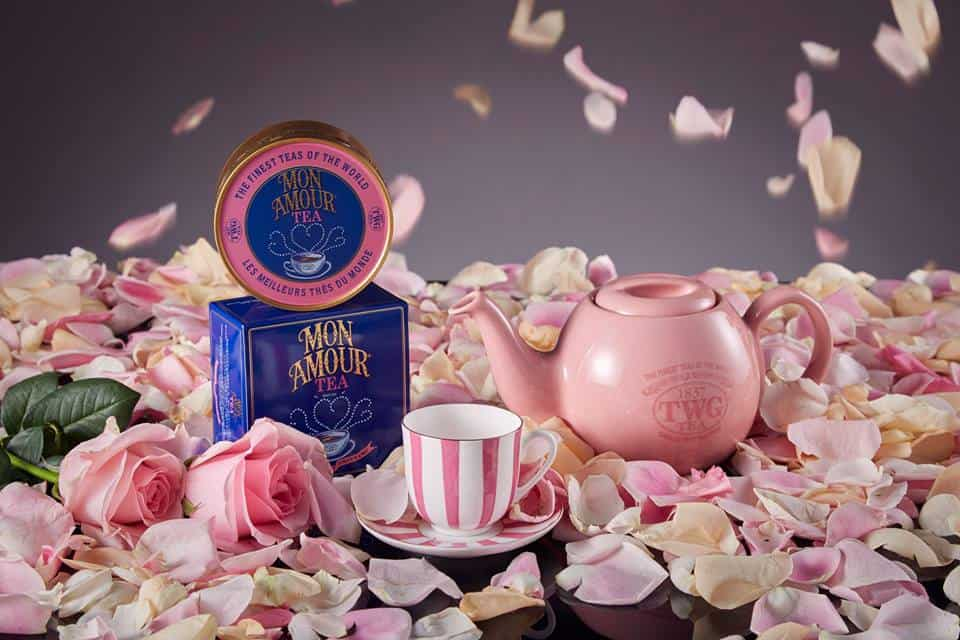 EcoLux☆Lifestyle: Inspiring Valentine's Tea for Glamour & Goddesses at TWG