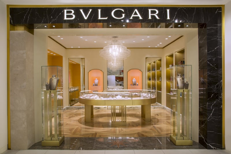 EcoLux☆Lifestyle: Bulgari: 'Jeweller of Roma' Moves into Holt Renfrew
