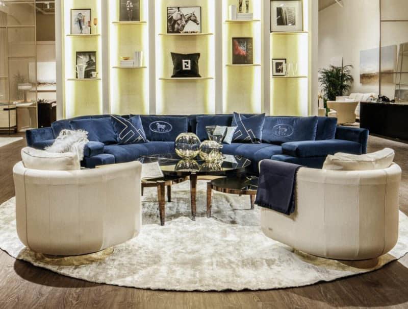 EcoLux☆Lifestyle: Major Interiors Introduces 'Fendi Casa Bentley Home'