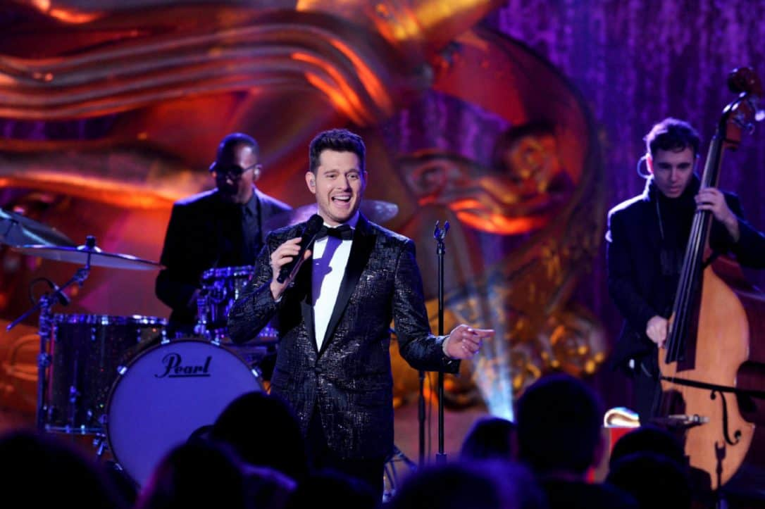 EcoLux☆Lifestyle: Michael Buble Brings Juice to the Juno's