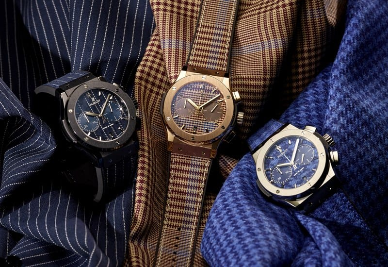EcoLux☆Lifestyle: An Afternoon of Chilled Bubbles & Hublot's 'Geneva Days' Collection