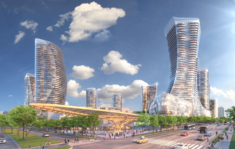 EcoLux☆Lifestyle: Oakridge Centre Positioned to be 2nd 'Luxury Zone'