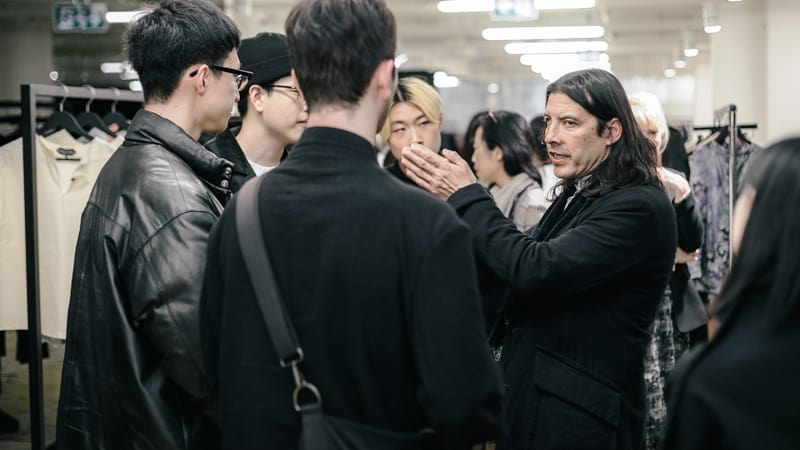 EcoLux☆Lifestyle: Avant-garde Designer Geoffrey B. Small '100' Book Launch at Leisure Center