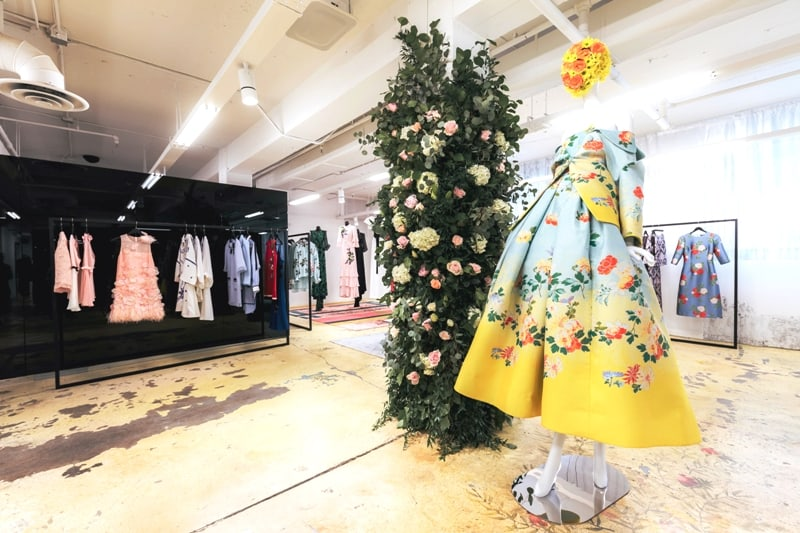 EcoLux☆Lifestyle: Couturier Andrew Gn Presents Luxury Trunk Show at Leisure Center