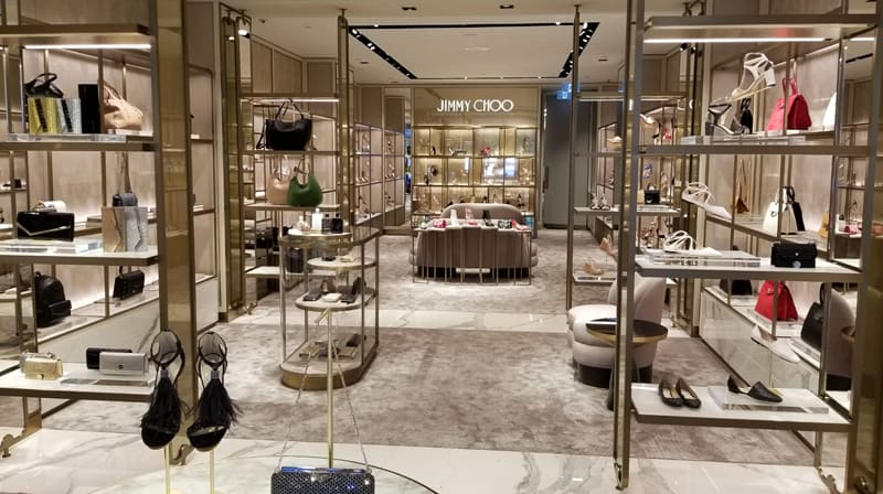 EcoLux☆Lifestyle: All that Glitters is Jimmy Choo Gold