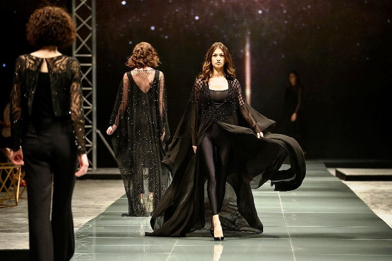 EcoLux☆Lifestyle: Int'l Photographer Kristy Sparow Shoots 1st Arab Fashion Week