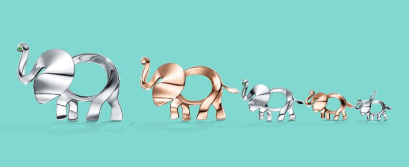 EcoLux☆Lifestyle: 'Tiffany Save the Wild' Jewelry Collection now in YVR