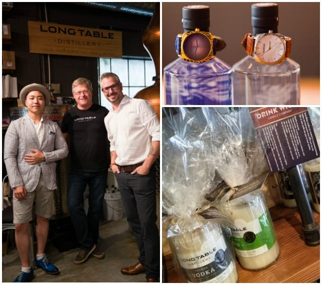 Dea Fortuna, Long table Distillery, Urban Winery, False Creek, Railtown, Vancouver, YVR, Vancity, BC, EcoLuxLuv, Helen Siwak