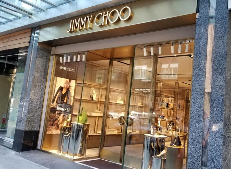 EcoLux☆Lifestyle: NUVO Invites Choo'aholics to Shop for Charity [PHOTOS]