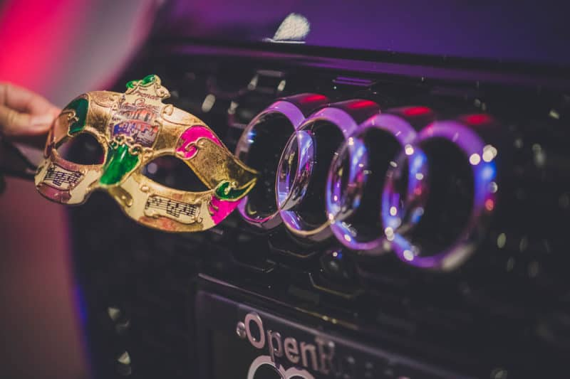 EcoLux☆Lifestyle: Open Road Audi Boundary Unmasks Perfection [PHOTOS]