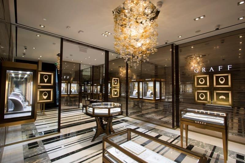 Folio.YVR: GRAFF & Patek Philippe Launch in Luxury Zone [PHOTOS]