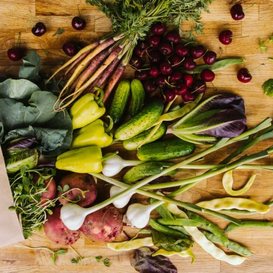 Harvest Community Foods Ushers in New Fall Flavours