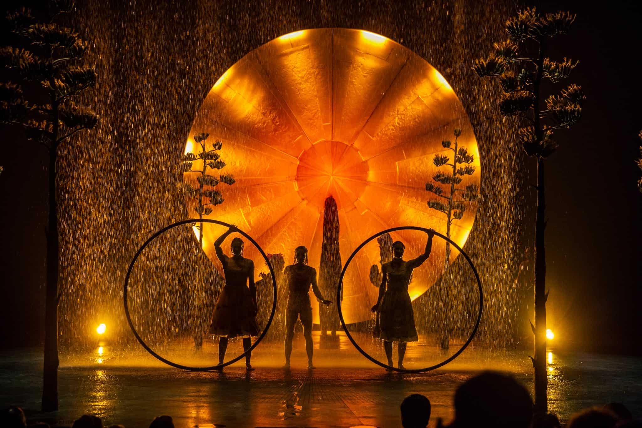 EcoLux☆Lifestyle: LUZIA by Cirque du Soleil