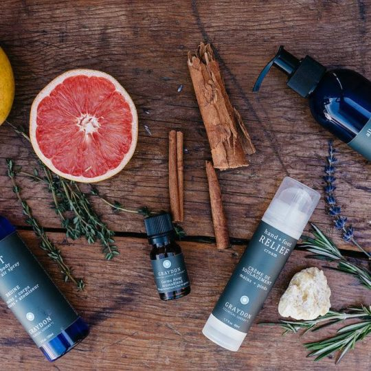 Graydon Skincare Channels the Power of Plants