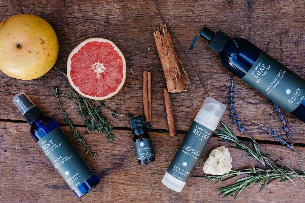 EcoLux☆Lifestyle: Graydon Skincare Channels the Power of Plants