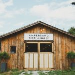 ampersand distillery building