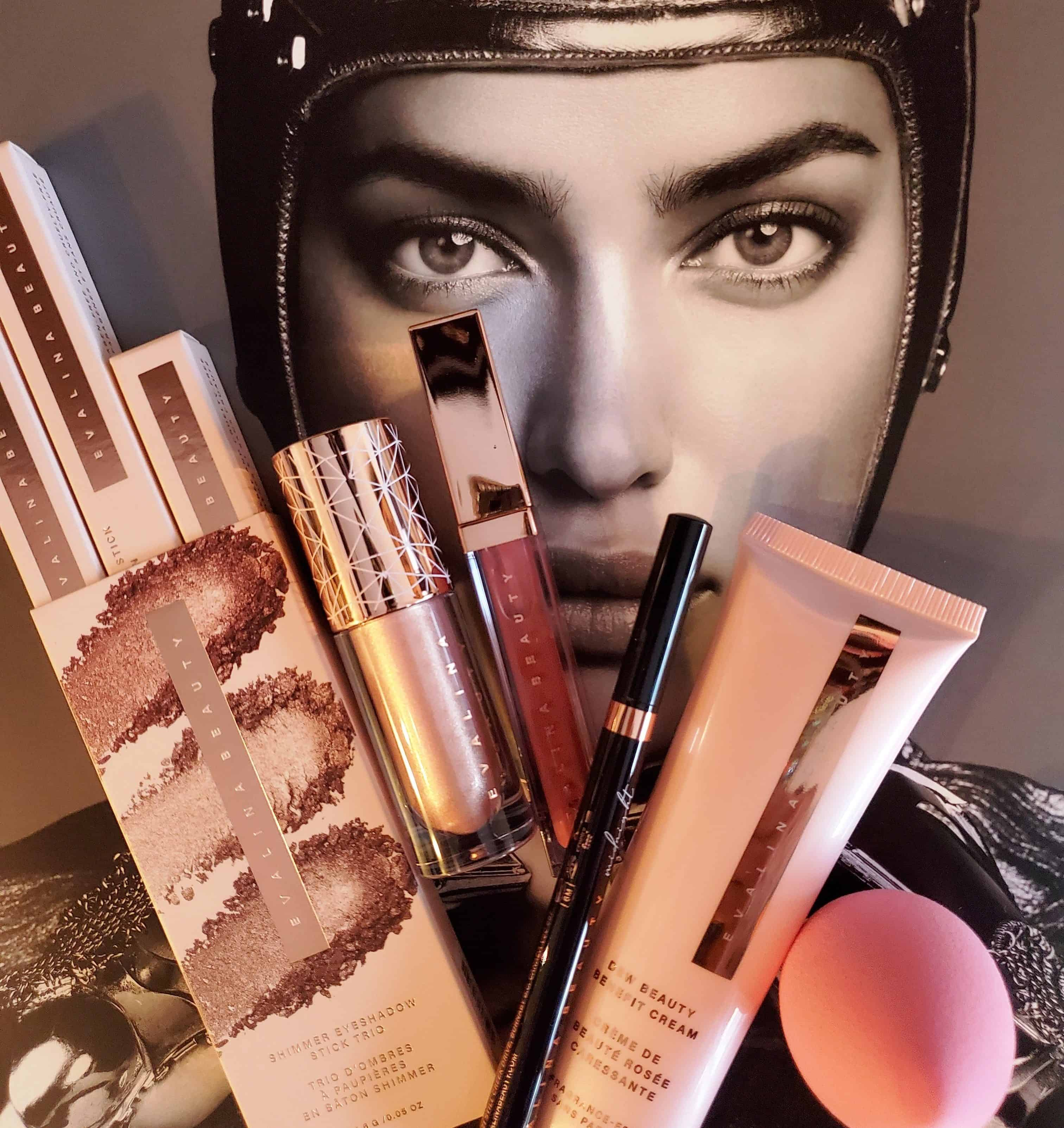 EcoLux☆Lifestyle: Evalina Beauty Launches Feel Good Cosmetics