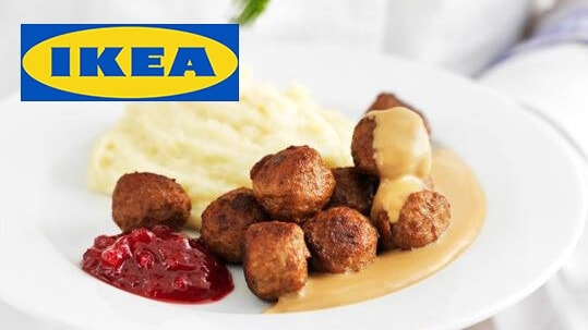 ikea, swedish meatballs, vegan, plantbased, vegetarian, ecoluxlifestyle, helen siwak, vancouver, bc, yvr, vancity, ecofriendly