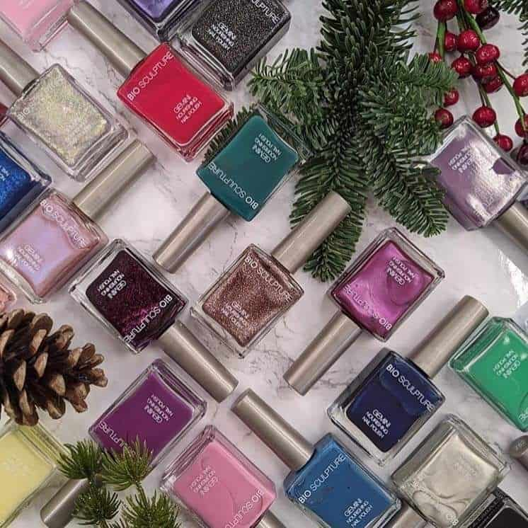 EcoLux☆Lifestyle: Bio Sculpture Glitters with Metallic Hues