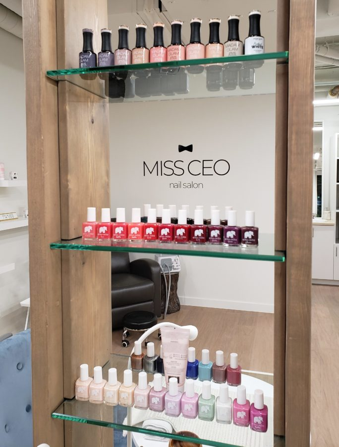 Miss CEO, ecoluxlifestyle, waterless salon, waterless pedicure