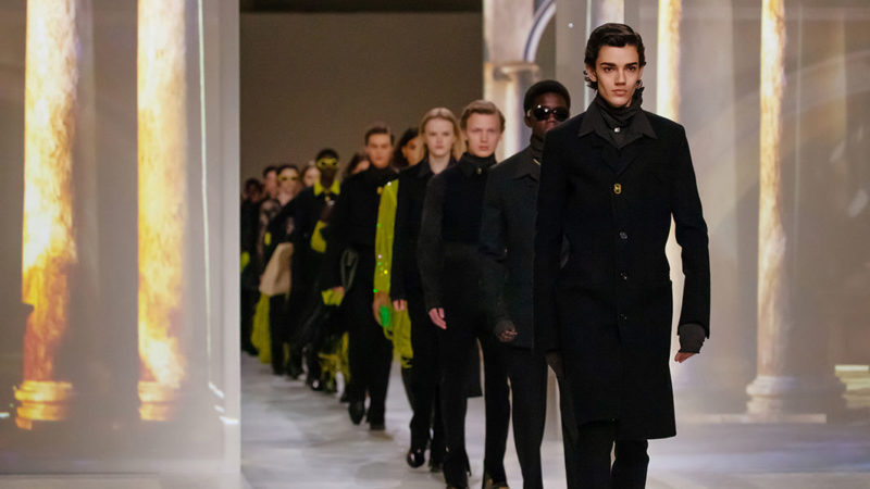 EcoLux☆Lifestyle: Bottega Veneta Impresses at Milan Fashion Week