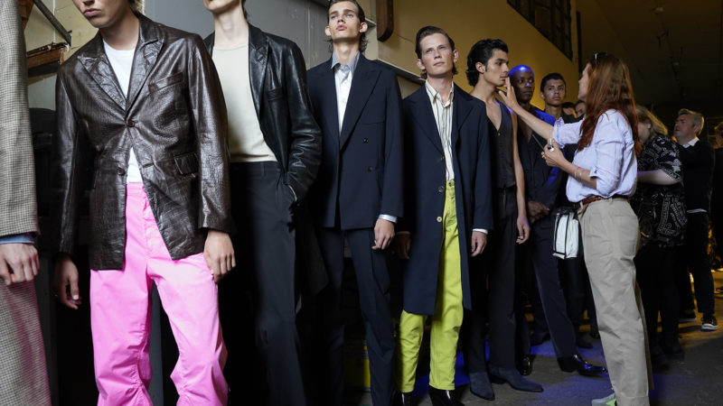 EcoLux☆Lifestyle: Men's Wear at Copenhagen AW20 Fashion Week
