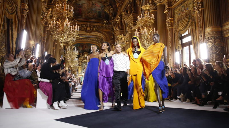 EcoLux☆Lifestyle: Spring 2020 Paris Fashion Week Blossoms