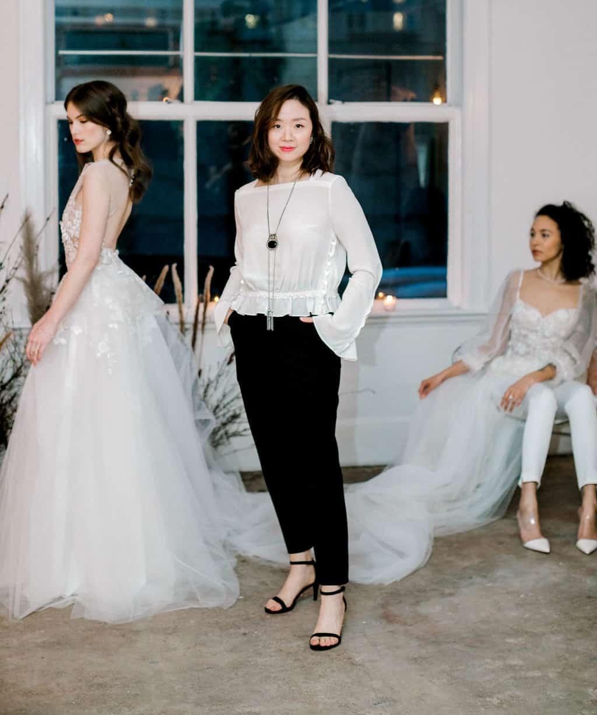 ou ma, om couture, ciel creative, roena ong, helen siwak, ecoluxluv, folioyvr, vancouver, vancity, bc, yvr, bridal, wedding