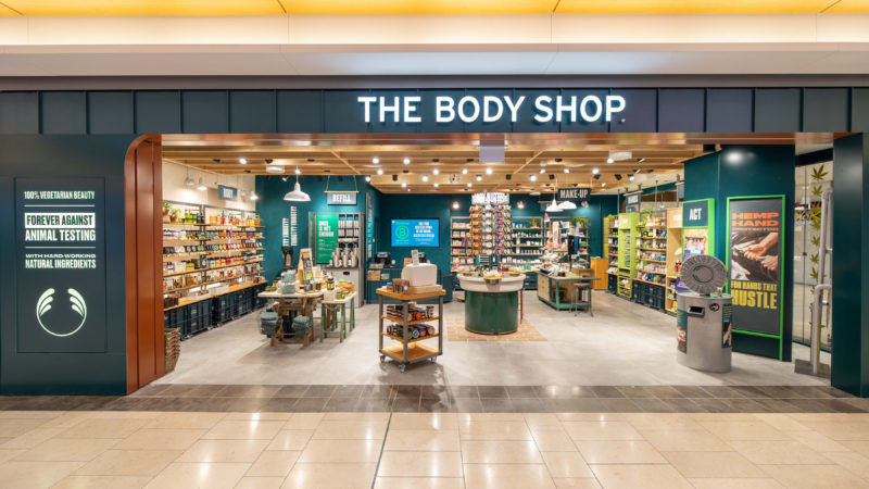 EcoLux☆Lifestyle: The Body Shop Launches Ecofriendly Concept Store