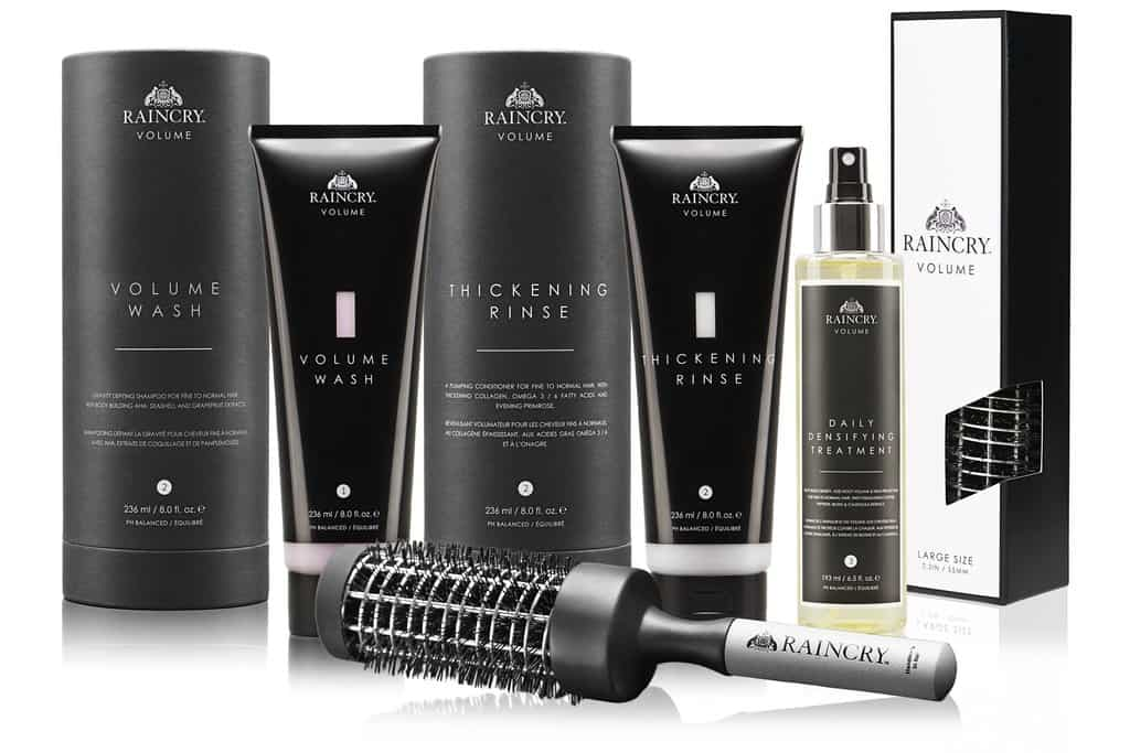 EcoLux☆Lifestyle: Raincry Volume Collection Offers Hair a Cleaner Boost