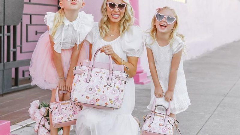 EcoLux☆Lifestyle: Poppy & Peonies Launches 'Mommy and Me' Benefiting YWCA