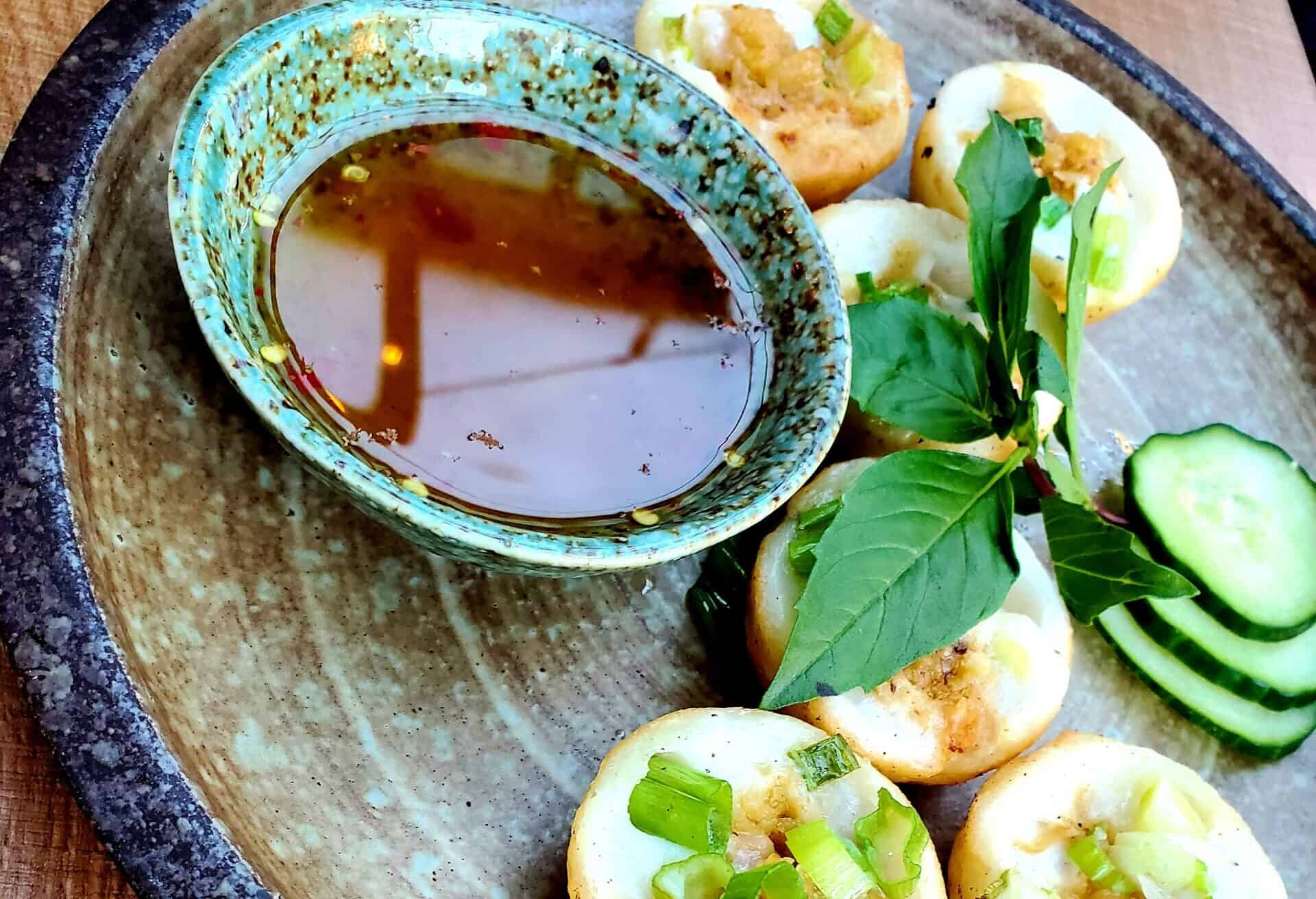 EcoLux☆Lifestyle: Do Chay Vietnamese is a Delightful Plantbased Hideway in Busy Yaletown