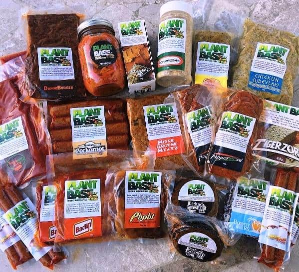 david isbister creates incredible plantbased offers for plantbase