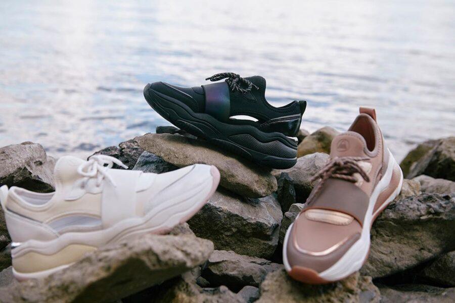 Recycled Sneaker, Vegan Footwear, Sustainable Fashion,Mona Butler, Helen Siwak, Vancouver, BC, YVR, Vancity,EcoLuxLuv, EcoLuxLifestyle