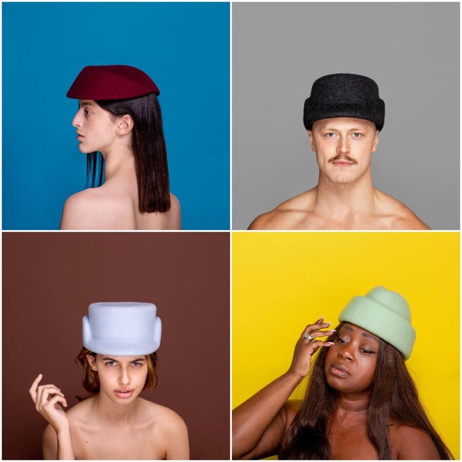 jaycow millinery, jay cheng, toronto, helen siwak, hats, sustainable fashion, handmade, vancouver, bc, vancity, yvr, luxury, ecoluxluv