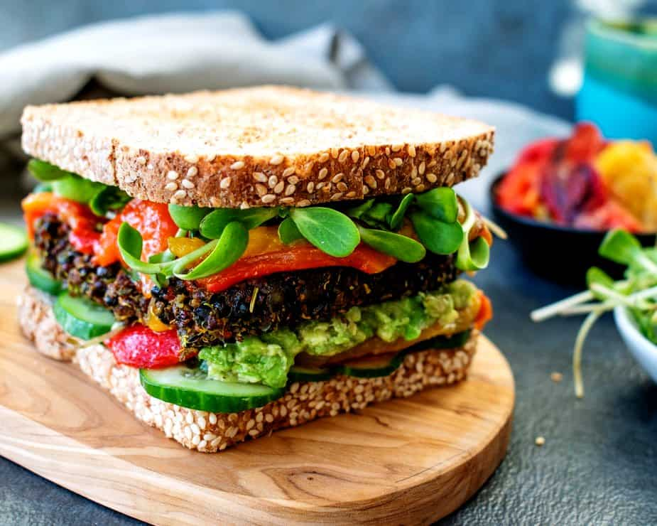 EcoLux☆Living: 5 Satisfying Sandwiches: Hand-held and Ready to Go!