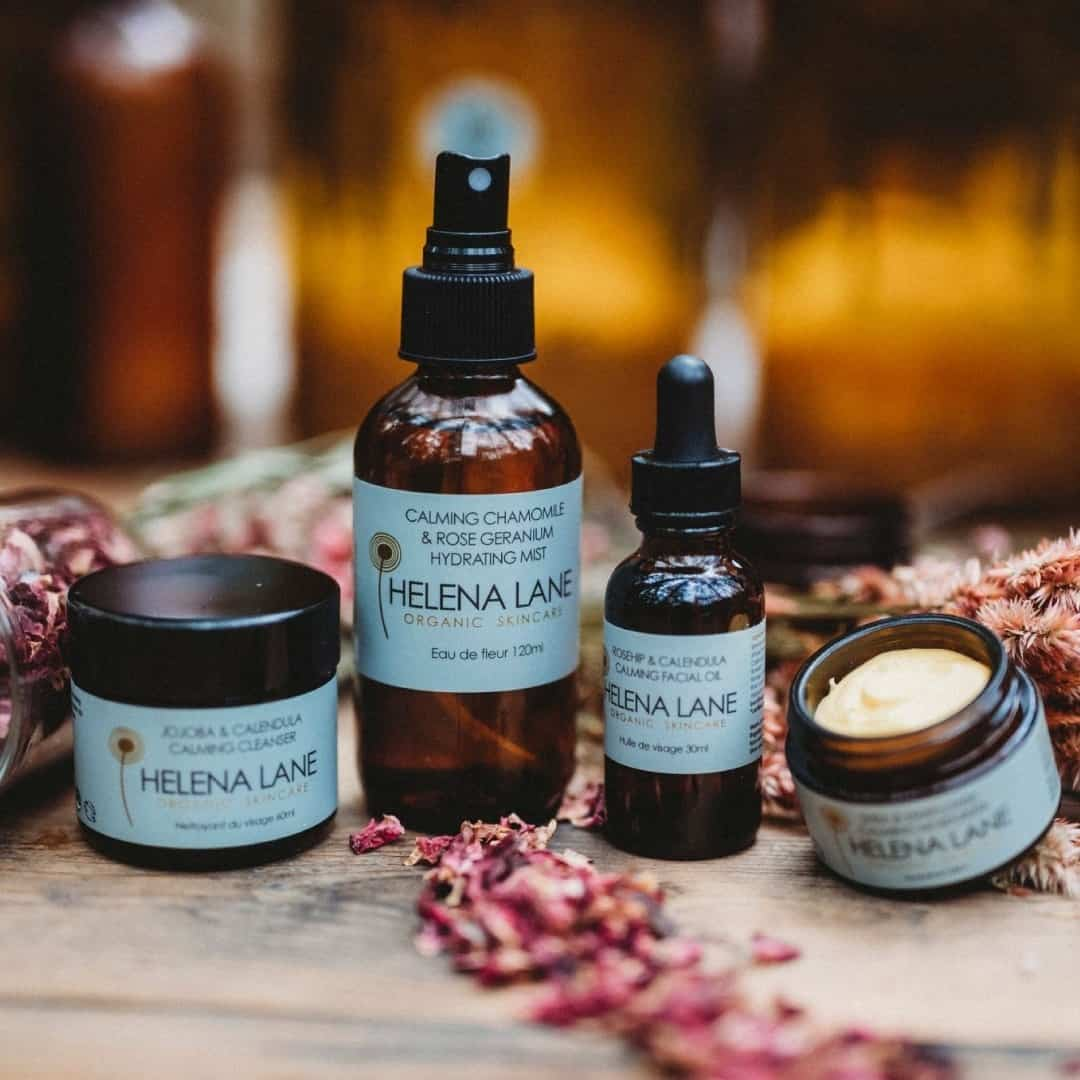 EcoLux☆Lifestyle: From Deep Within the Woods: Helena Lane is Creating Organic Skincare