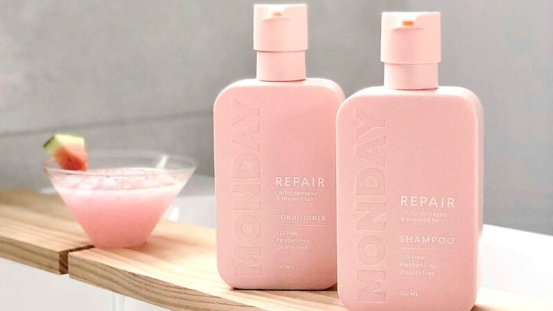 EcoLux☆Lifestyle: Why We Love Monday Haircare! Affordable PETA-Approved Luxury in a Bottle