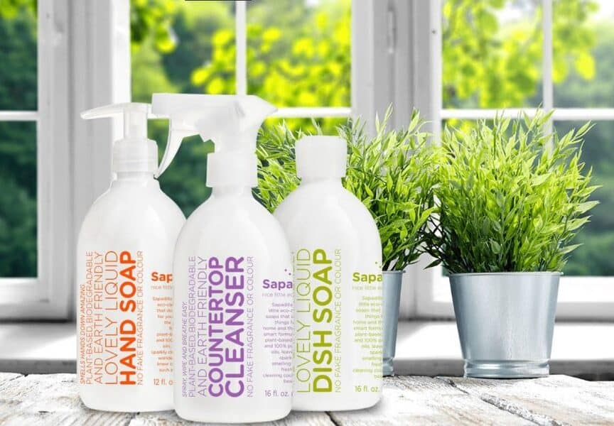 Sapadilla Soap Company: Cleaning Up Chemical-Free this Summer